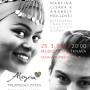 Koncert Martina Císara a Anabely Mollovej a tanečné vystupenie skupiny Alegria